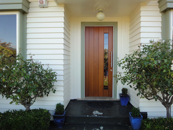& Timber doors Wellington custom made wooden doors Lower Hutt